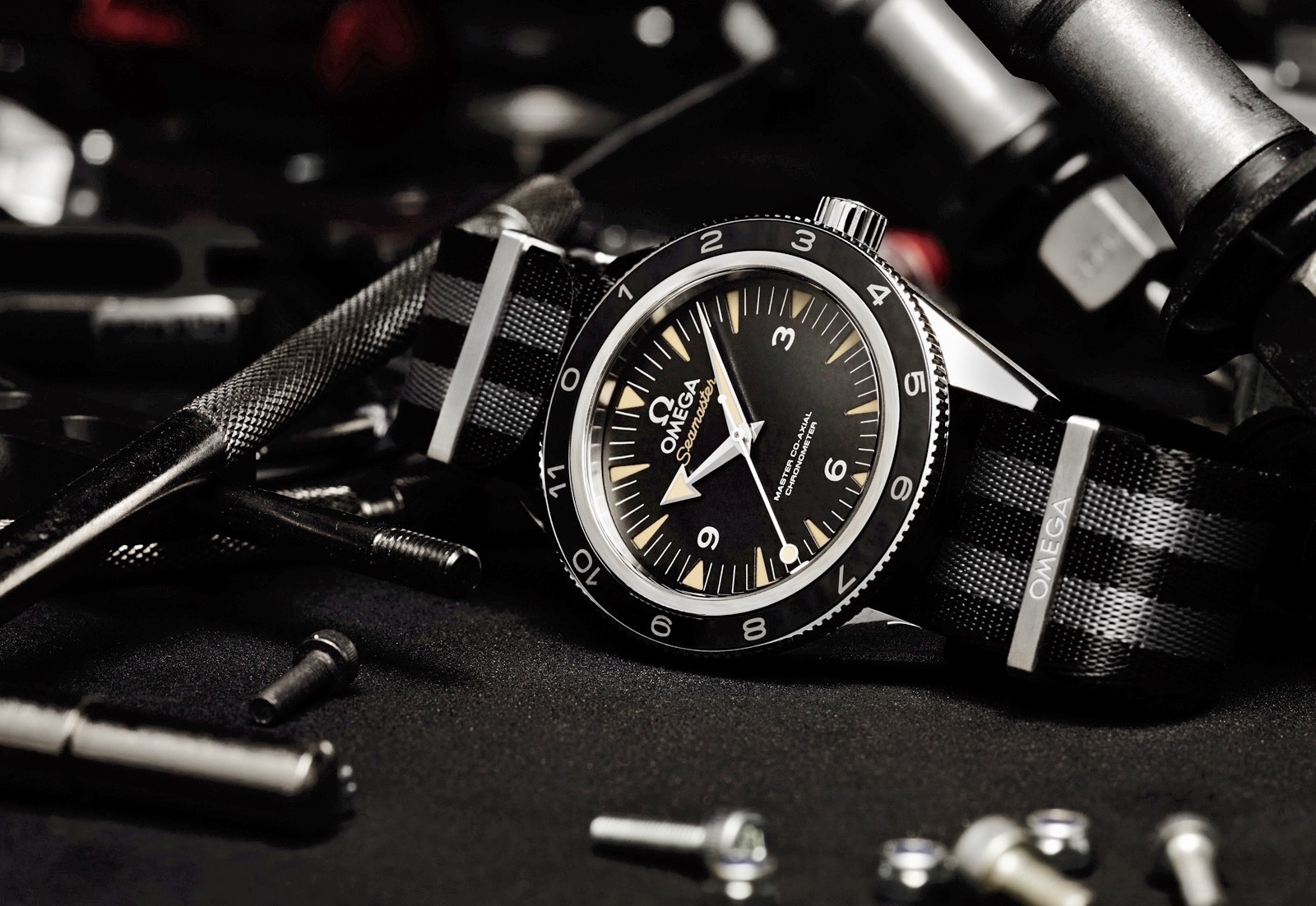 007 Omega Watch for him when The World Is Not Enough